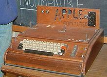 Apple de allereerste